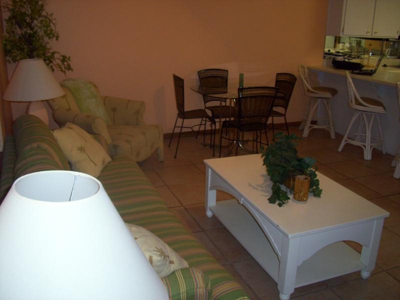 Unit 43-A Living Room